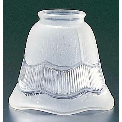 4.25 Glass Bell Pendant Shade