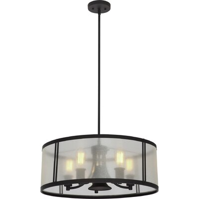 Concerto 5-Light Drum Pendant