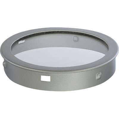 Top Cover Lens Finish: Silver Gray