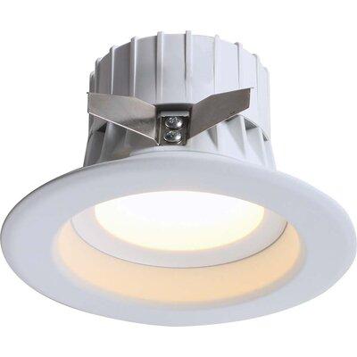 4 LED Recessed Retrofit Downlight