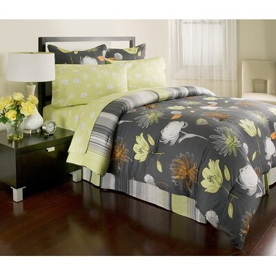 Morgan Bed-In-A-Bag Set Size: Twin