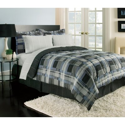 Jameson Comforter Set Size: Queen