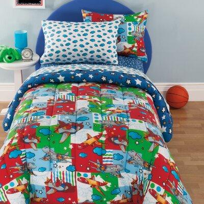 Friendly Skies Bed-In-A-Bag Set 9055-041-0007