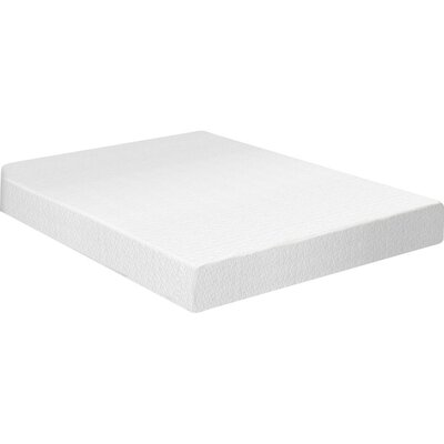 Panel Bed with Mattress Size: Twin