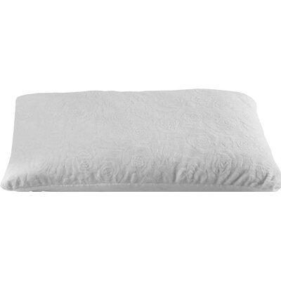 Shredded Medium Gel Memory Foam Pillow Size: King