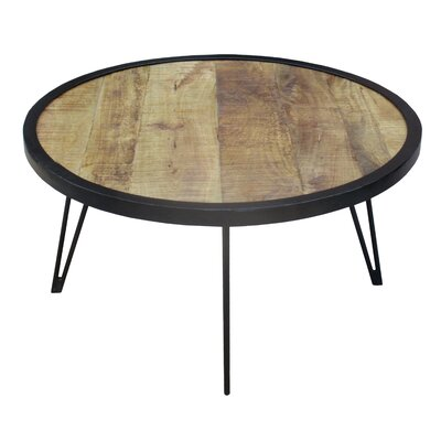 Coffee Table Size: Small