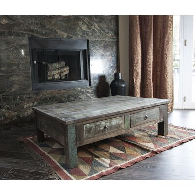 Coffee Table Size: 15.75 H x 53 W x 32 D