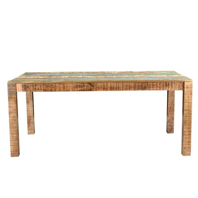 Natascha Dining Table Size: 30 H x 71 W x 36 D