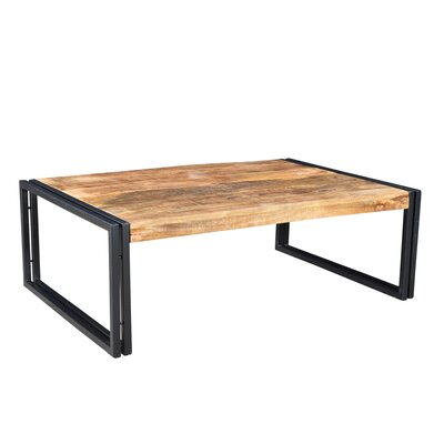 Coffee Table Size: 18 H x 35 W x 35 D