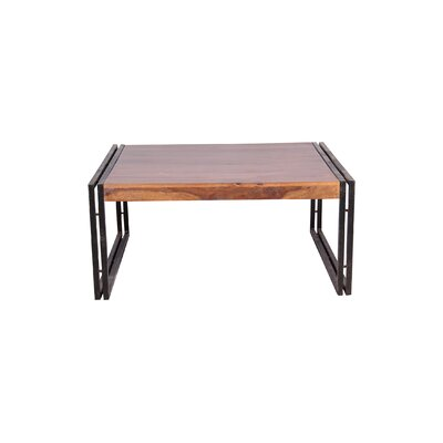 Coffee Table Size: 18H x 47W x 31D