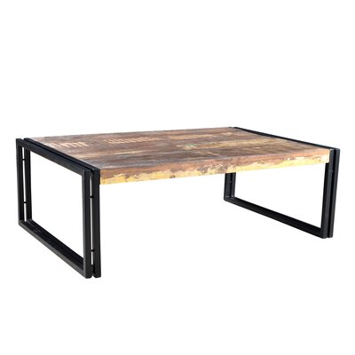 Dayton Coffee Table Size: 18H x 35W x 35D