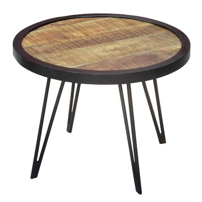 Coffee Table Size: 18 H x 24 W