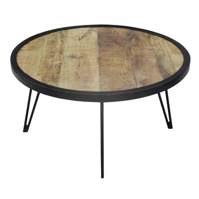 Coffee Table Size: 18H x 35 W