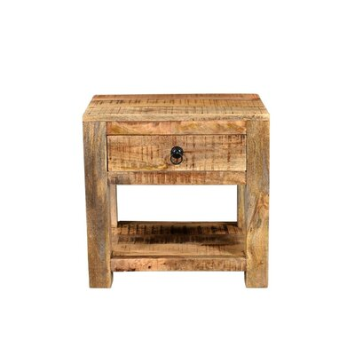 Surat Mango Wood End Table