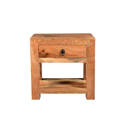 Jaipur Seesham End Table