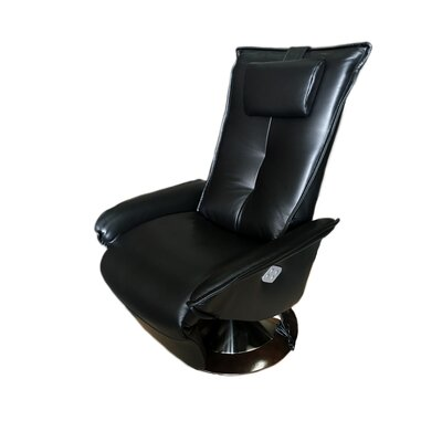 London Top Grain Leather Recliner