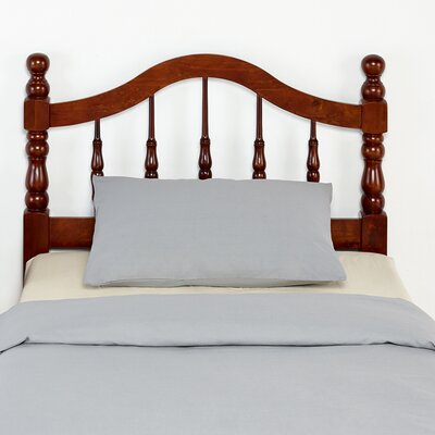 Traditional Style Slat Headboard Size: Full / Queen