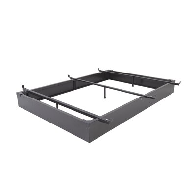 Inter-Lock Bed Base Size: King