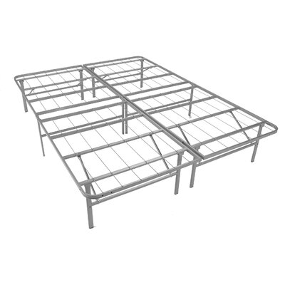 Premium Platform Bed Base Size: Queen