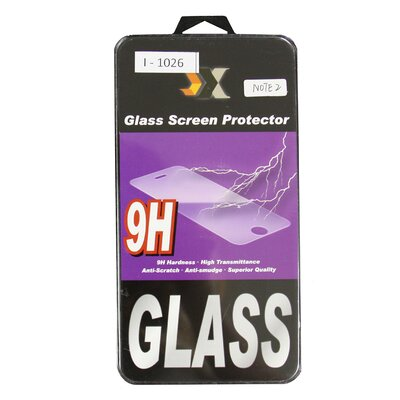 Note 2 Glass Screen Protector