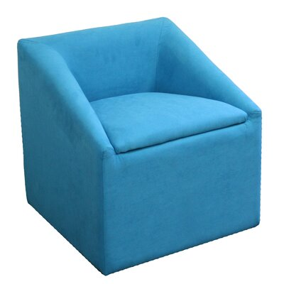 Armchair Color: Sky Blue