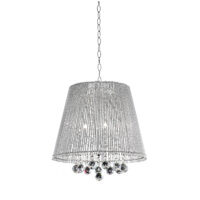 Crystal Dreamer 3-Light Crystal Chandelier