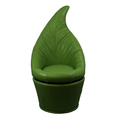Leaf Swivel Side Chair