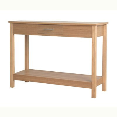 Cheap ORE Oakridge Console Table with Drawer (ORE1168)