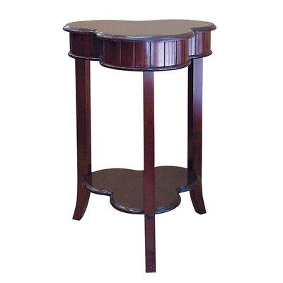 Shamrock End Table