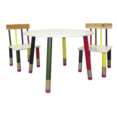 3 Piece Kid's Table H-58A
