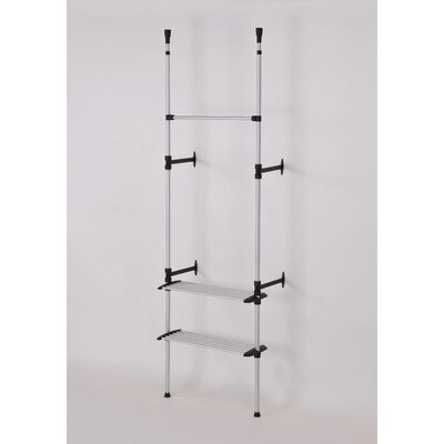Ore Telescopic 2 Tier Clothes Rack at Sears.com