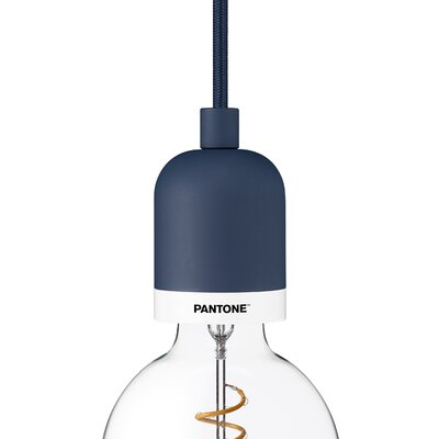 Deneb 1-Light Mini Pendant Finish: Sargasso Sea