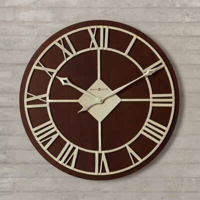 Prichard 15 Wall Clock