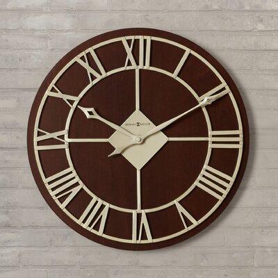 Prichard 15 Wall Clock