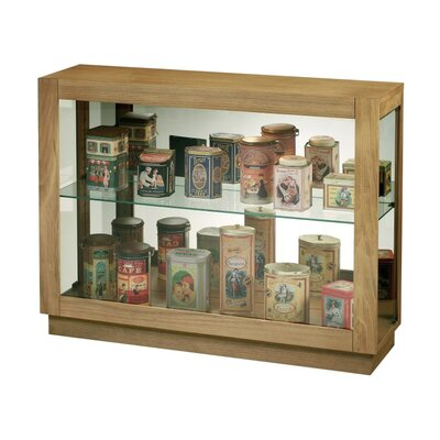 Marsh Bay Console Curio Cabinet
