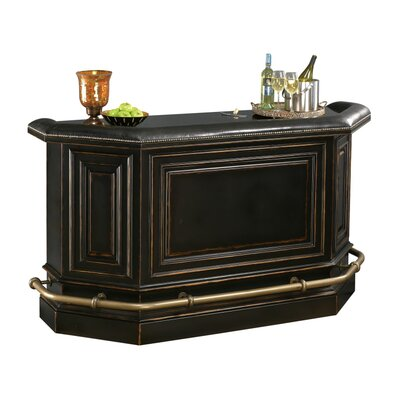 Northport Home Bar with Wine Storage