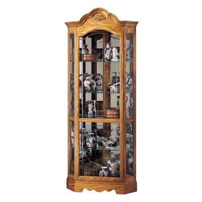 Wilshire Corner Curio Cabinet