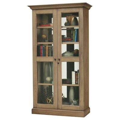 Kane Standard Curio Cabinet Finish: Natural