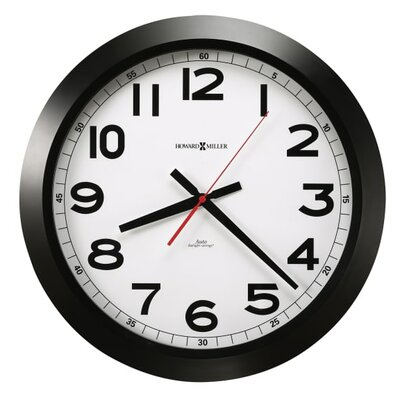 "Jacobson 15.75"" Wall Clock 625509"