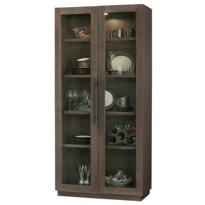 Morrissey Curio cabinet Finish: Aged Java
