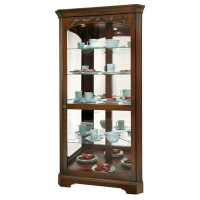 Tessa Standard Curio Cabinet