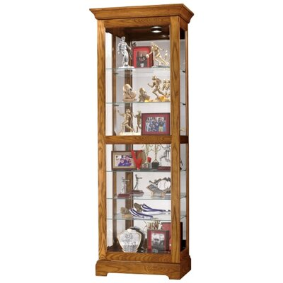 Moorland 2-Way Slider Curio cabinet