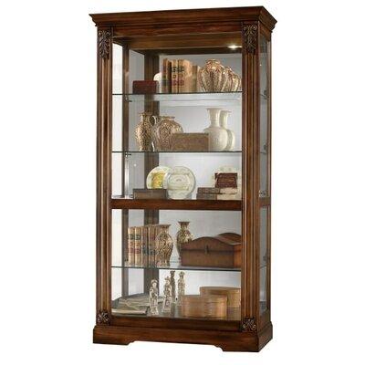 Andreus Tuscany Standard Curio Cabinet