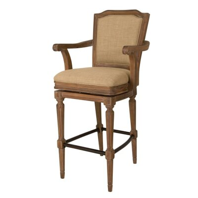 Woodrow 30.75 Bar Stool