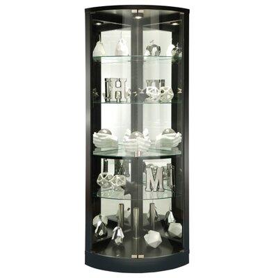 Jaime Corner Curio Cabinet