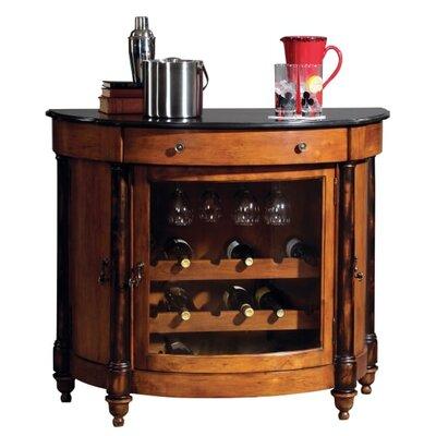 Merlot Valley Bar cabinet
