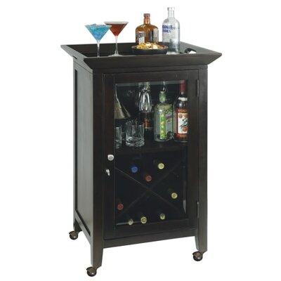Butler Bar Cabinet