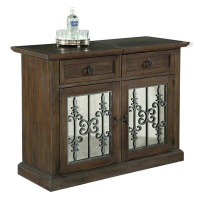 Monaciano W&B Console Bar Cabinet