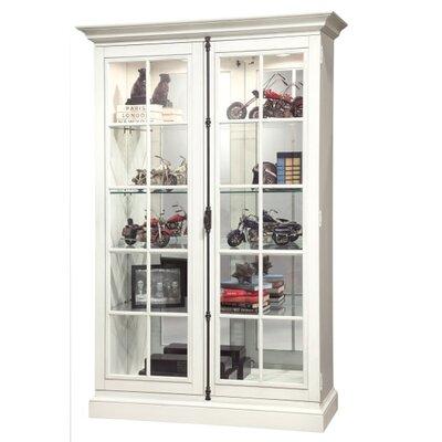 Clawson V Standard Curio Cabinet