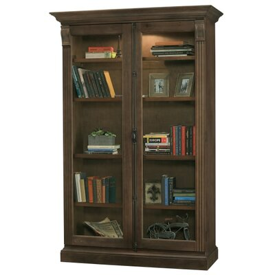 Chadsford Standard Curio Cabinet Finish: Aged Umber